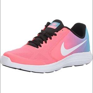 2432ea85d4cb62 Nike Shoes - Kids Nike Girls  Tennis shoes